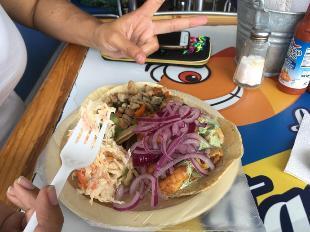 Taco Fish Los Cabos