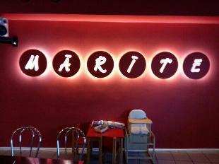 Marite , kafejnica