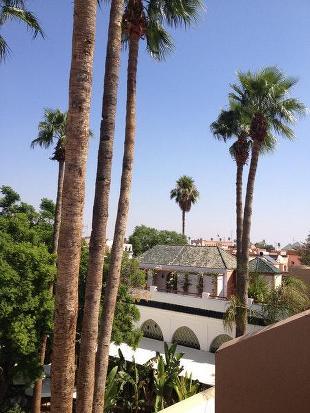 Jardins de la Medina