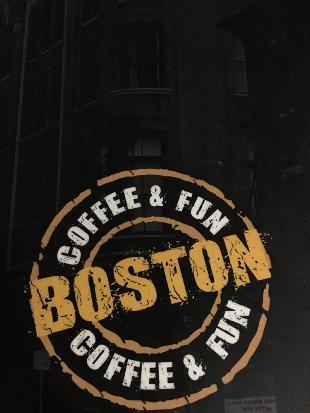 Boston coffee & fun