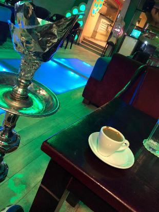 al-Andalus cafe