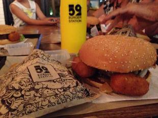 52 Burger Station