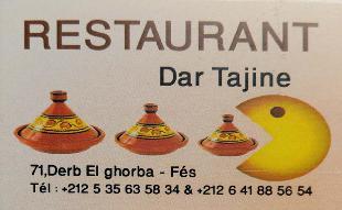Dar Tajine