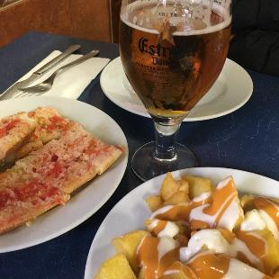 Restaurante la Castellana