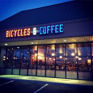 Bicycles and Coffee