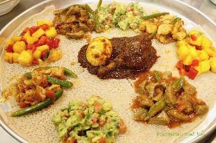 Ethiopian Cafe