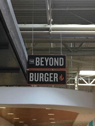 Beyond Burger Bar