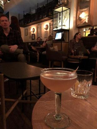 Baltra Bar