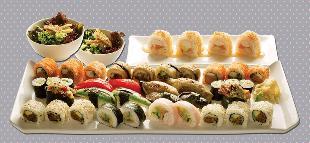 MakiMaki Sushi Green