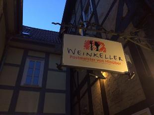 Weinkeller Postmeister von Hinüber