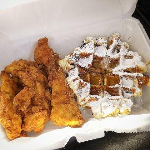 Cheek's Chicken& Waffles