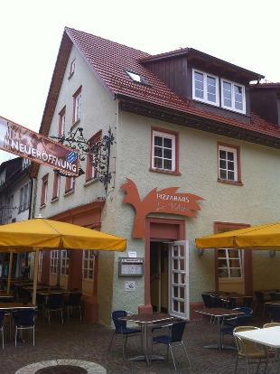 Pizzahaus Le Palme