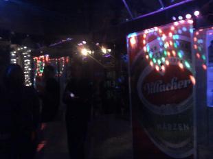 Stadtcafe Holiday-Dancing