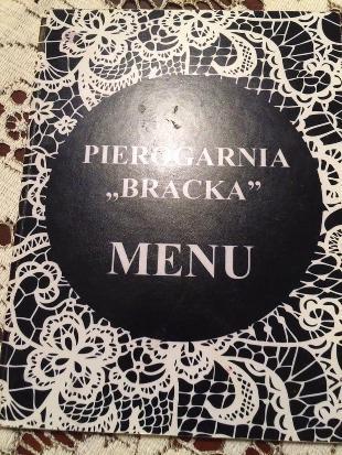 Pierogarnia Bracka