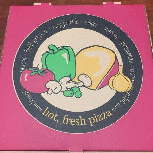 Lalis Pizza