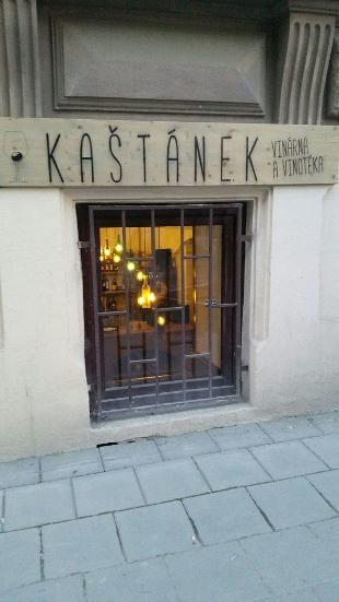 Vinotéka Kaštánek