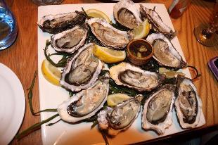 Oscar's Seafood Bistro
