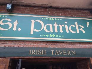 St. Patrick's Irish Tavern
