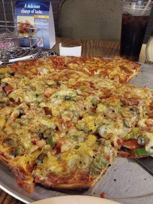 Pizza Restaurants In Huntingburg