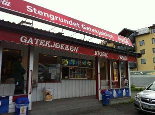 Stengrundet kiosk
