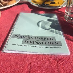 Podersdorfer Weinstuben