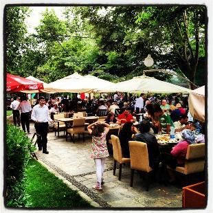 Botanik Park Beceren Restaurant