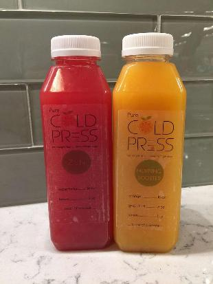 Pure Cold Press