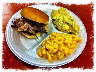 Carolina Brothers Pit Barbeque