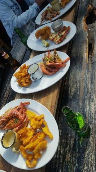 The Deckhouse crab shack