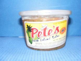 Pete's Belly Bustazs