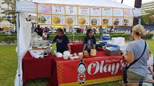 Olay's Thai Express