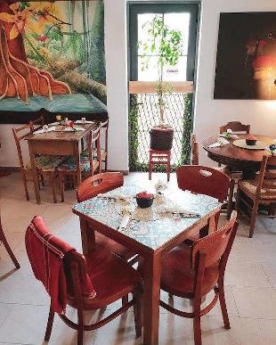 Dona Flor Cafe