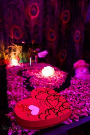Light dinner menu candle ahmedabad Candlelight dinner