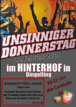 Hinterhof Restaurant Dingolfing Restaurant Menu And Reviews