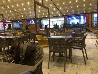 Les Terrasses Gourmandes Restaurant Casablanca Route