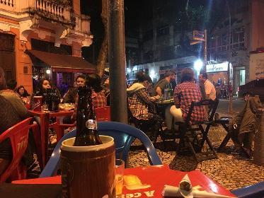 Pub y bar Casa da Cachaça, Rio de Janeiro, Av. Mem de Sá - Opiniones del restaurante