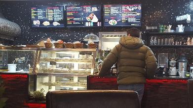 Sham Cafe Västerås Restaurant Menu And Reviews