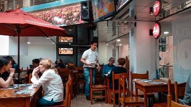 Terraza Bar Café Galerias Cc Bogotá Restaurant Menu And