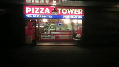 Pizza Tower 6 Marsh Lane Parade Stafford Rd In