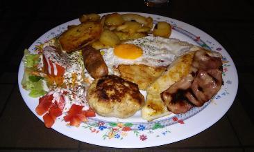 La Corona Deutsche Kueche In Pinar De Campoverde Restaurant Reviews