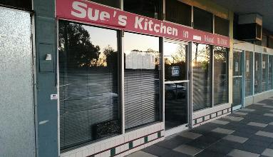 Sue S Kitchen In Scullin Restaurant Menu And Reviews