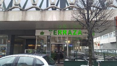 Café Terraza Antwerp Restaurant Reviews