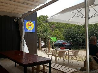 La Terraza De Casa Yeste In Murillo De Gállego Restaurant