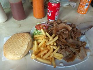 Hot Hut Grill Calle Mateo Garcia 6 In Madrid Restaurant Menu And