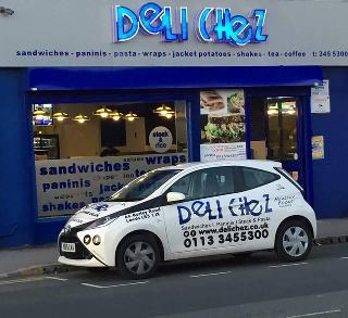 Deli Chez 66 Burley Rd In Leeds Restaurant Menu And Reviews