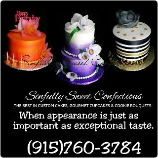 Sinfully Sweet Confections Bakery
