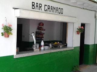 Bar Granado La Terraza De La Eliza In Lanzahíta Restaurant