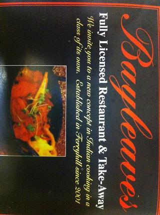 Bayleaves In Ferryhill Restaurant Menu And Reviews