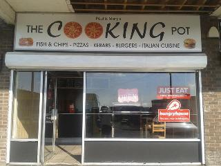 The Cooking Pot In Blackburn Restaurant Reviews