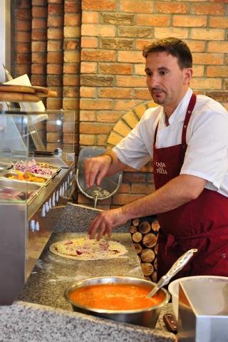 Casa Della Pizza In Hull Restaurant Menu And Reviews